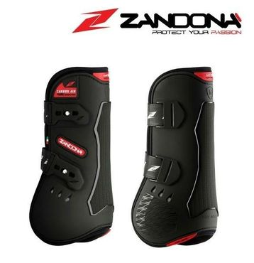 Zandona - skokové gamaše Carbon Air Tendon